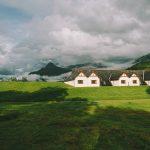 magyar falu program, házak dombon
